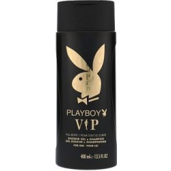 Playboy VIP 2v1 for Him sprchový gel 400 ml