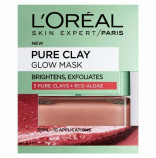 Loréal Pure Clay Glow Mask krém 50ml
