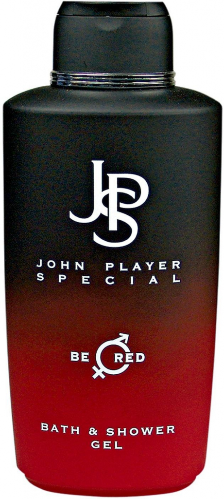 John Player Special Be Red sprchový gel 500 ml