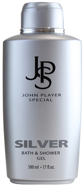 John Player Special Silver sprchový gel 500 ml