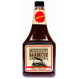 Mississippi Barbecue Sauce Sweet and Spicy 1814g